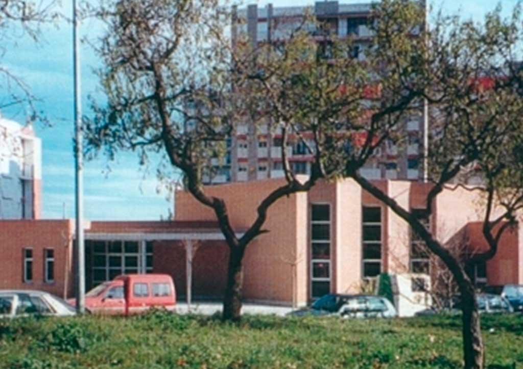 Centro cívico en Sabadell.