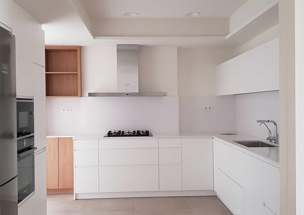 Reforma interior vivienda en Barcelona