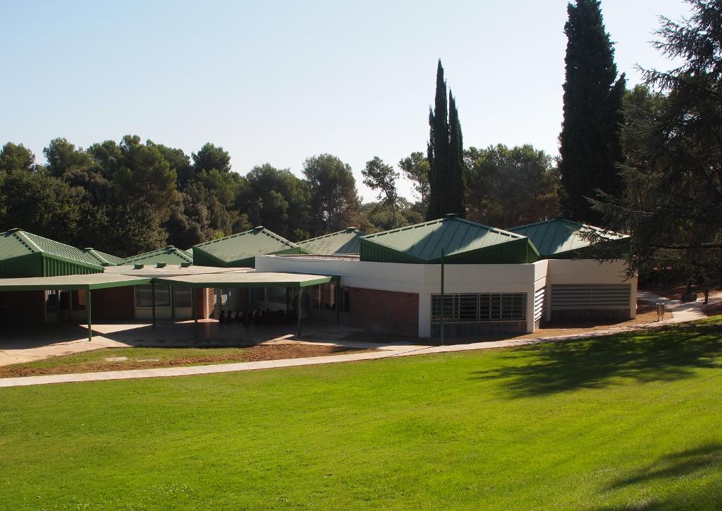 Ampliación edificio docente en Sant Cugat Del Vallés