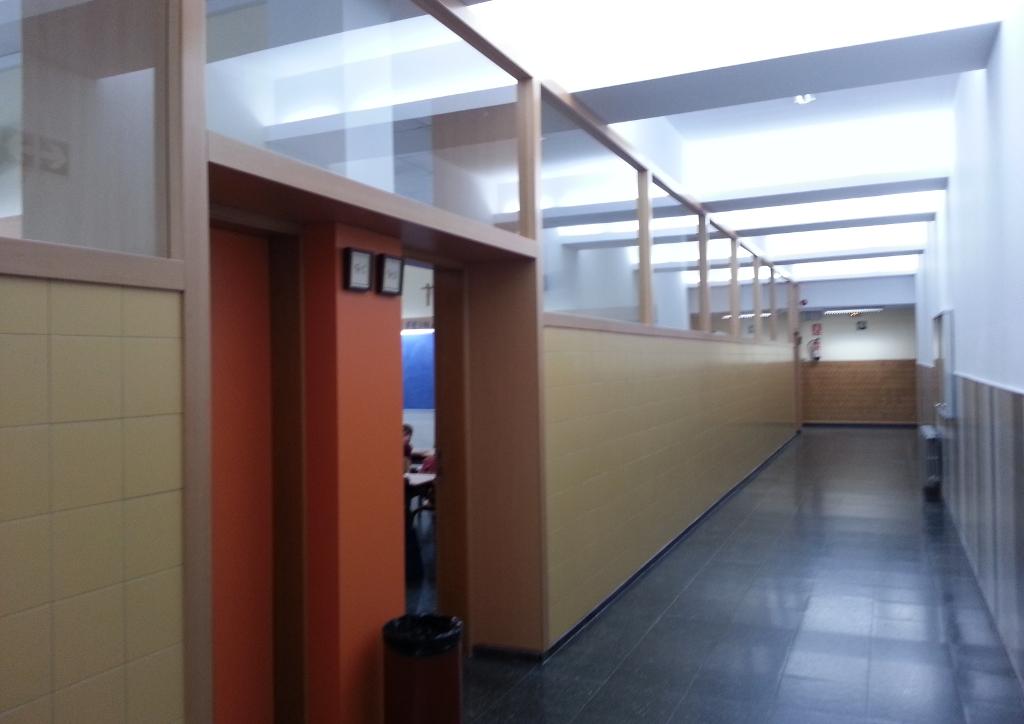 Ampliación edificio docente en Sant Cugat.
