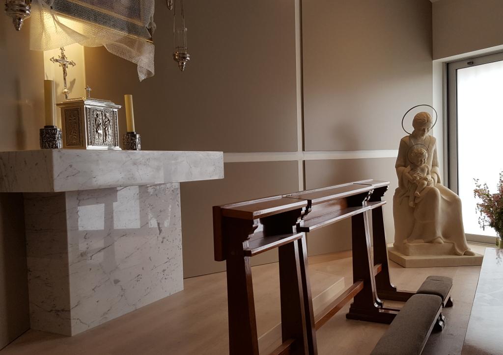 Oratorio para escuela de educación infantil en Sant Cugat.