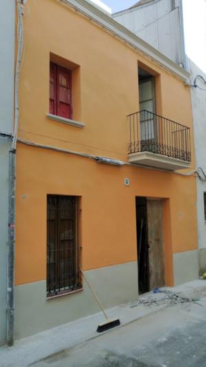 ¡Hemos finalizado la reforma de una fachada en Vilanova!